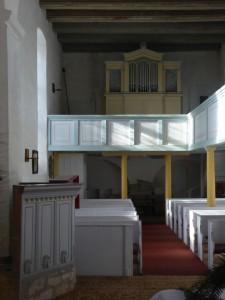 Innen-Orgel